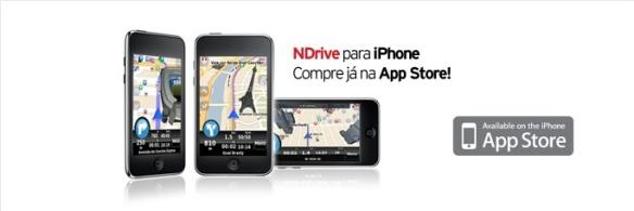 Ndrive Para Iphone Ja Disponivel Iznovidade